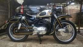 NSU Supermax 1956 Harley BSA NORTON