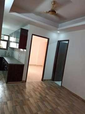 1 bhk builder floor located in saket modular kitchen