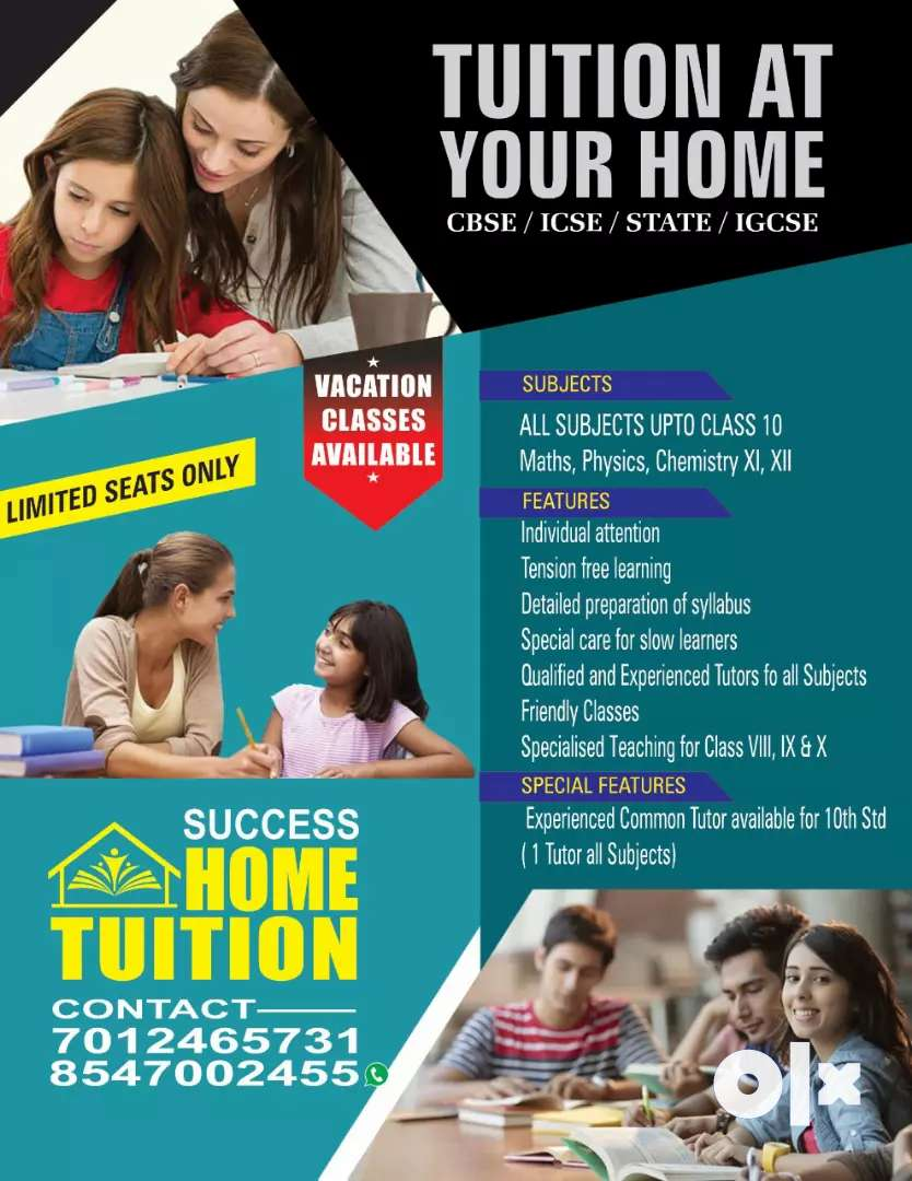 SUCCESS HOME TUITION 0