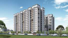 # At 68 lakh(all incl),735 Carpet 2BHK Flat in kharadi- New launch