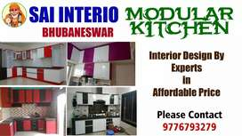 Interior Design and modular kitchen