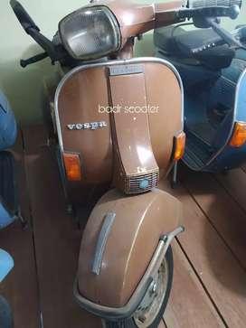 Vespa px 81 golden brown original paint dan part
