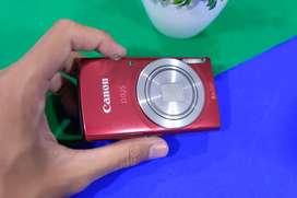 Kamera Canon Ixus 185 merah