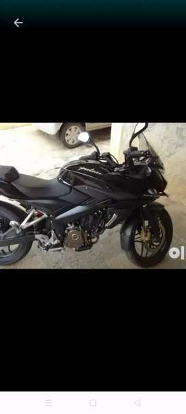Pulsar 150 As new condition 55-milage