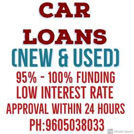 Bank car loan