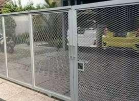 Kami bengkel las nerimah pemasangan pagar ram kawat $$1531