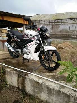 dijual vixion 2012