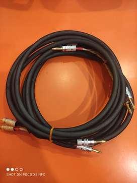Kabel speaker audiophile marantz. Denon. Rotel