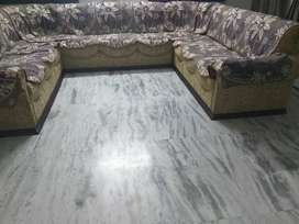 I want to sell my sofa very good condition. With 2 stool sethi
