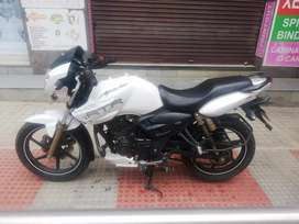 Auto india tvs apache 180cc Showroom condition up to date document