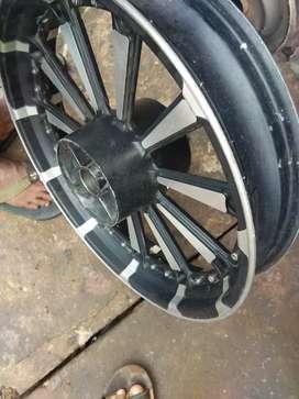 Allow wheel led headlight fog light 2