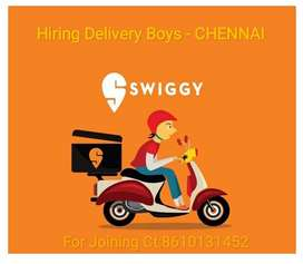 SWIGGY NEEDED FOR FOOD DELIVERY