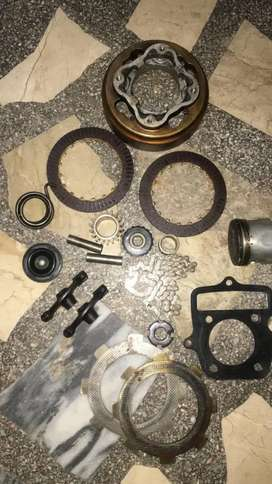 Honda 70 genuine engine parts