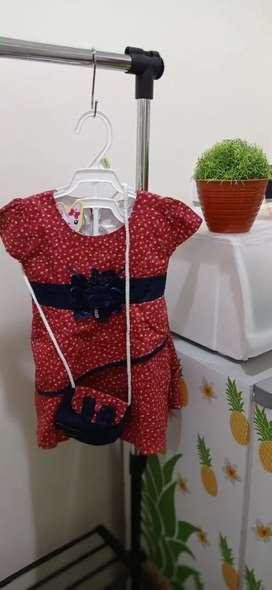 Jual pakaian anak cewek batita