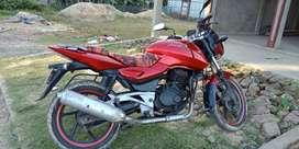 200 pulsar Red color good condition