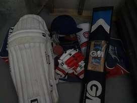 GM Cricket kit full set