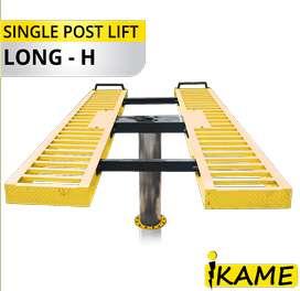 Hidrolik alat cuci mobil Long H
