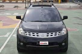 Nissan Murano 2.5 Sunroof Tahun 2007 Hitam Matic