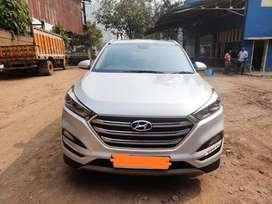 Hyundai Tucson CRDi, 2017, Diesel
