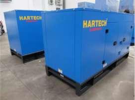 Jual Genset Baru Hartech Engine Volvo 85 kVA sampai 630 kVA