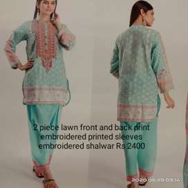 Khaadi original suit available on discounted price