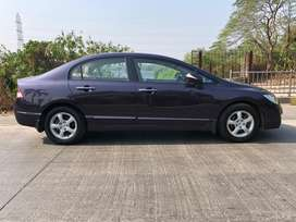 Honda Civic 1.8V Automatic, 2007, Petrol