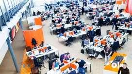 5 Days working • Hindi Call Center -