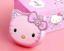 Hp hello Kitty bahasa Indonesia garansi