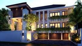 Jasa Arsitek Jakarta Desain Rumah 1129m2 - Emporio Architect