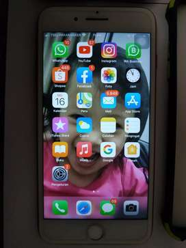 iPhone 7 plus 128GB Red ex inter 4G all operator