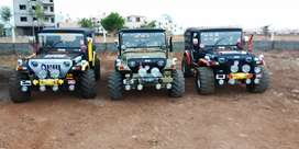 Mahindra modified jeep brand new available for sell in pune