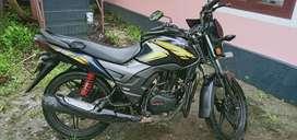 Honda shine sp single owner...