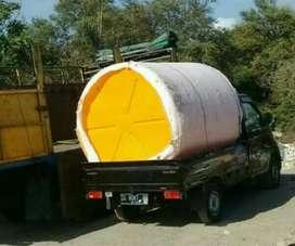 Gudang tandon air 5000 liter hdpe klaten