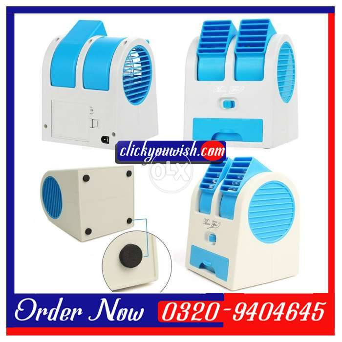 Mini Air Conditioning Fan In All Pakistan 0