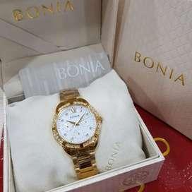 Bonia 10301S Fullset box Original