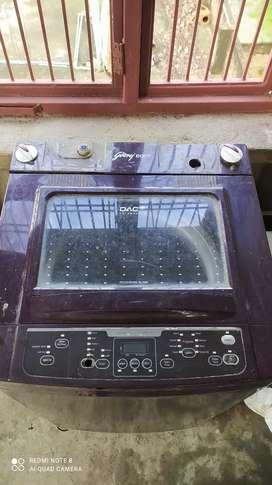 Godrej eon digital Washing machine