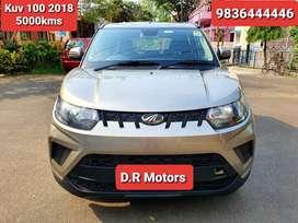Mahindra Kuv 100 D75 K4 PLUS 5STR, 2018, Petrol