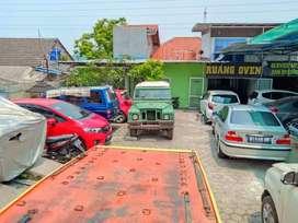 Disewakan  rumah pinggir jalan besar Cocok utk Usaha di Jagakarsa