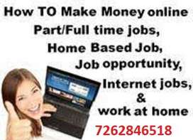 Hiring For Data Entry Operator/accounts/marketing/voice/chat Processtg