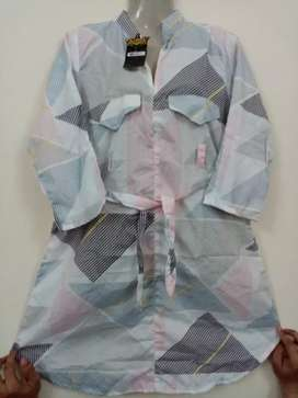 8080 lawn  printed  stuff      standered size   length  38  chest  20