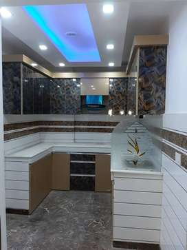 3 BH.K Luxury Flat with Luxury Amenities. lift car parking. 90% Loan