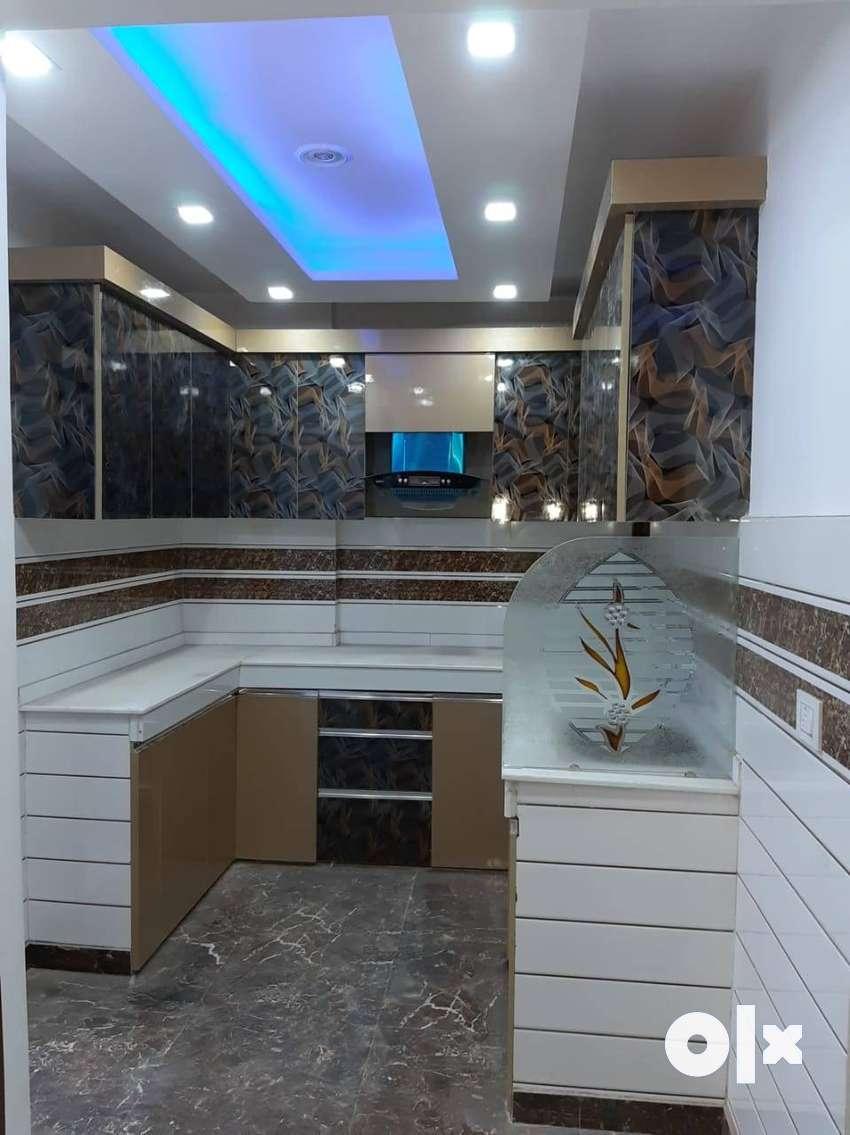 3 BH.K Luxury Flat with Luxury Amenities. lift car parking. 90% Loan 0