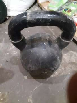 Pull up Dumble 24 Kg Rs 1200