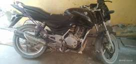 10 year old black Bajaj pulsar bike in awesome condition