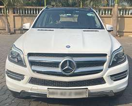 Mercedes-Benz GL-Class 350 CDI Blue Efficiency, 2014, Diesel