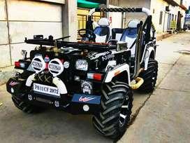 JANDU JEEP MAKER Jeep ready on customer booking