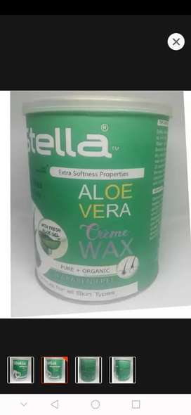 Stella Depilatory hair removal wax for face and body 1000g