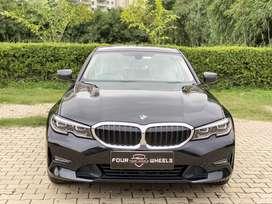 BMW 3 Series 320d Luxury Line, 2020, Diesel