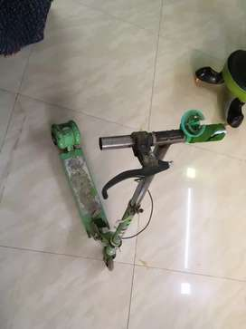 Standing Scooter Toy