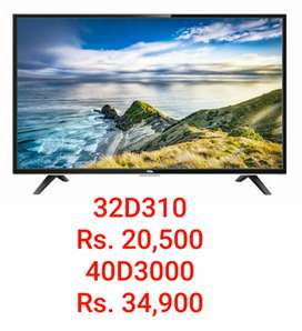 TCL LED TV All Models Available at Discounted Rates